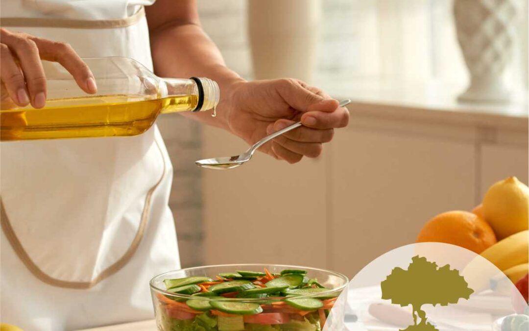 Beneficios del aceite de oliva virgen extra para la salud