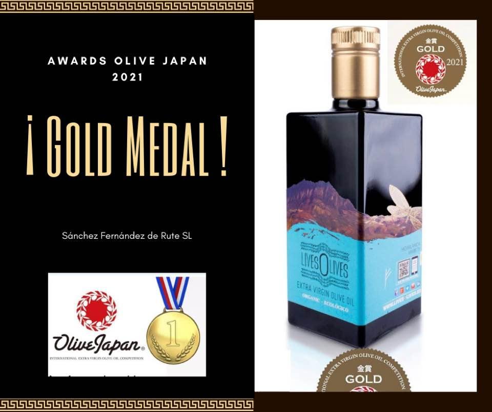 6 años 6 medallas de oro en Japón